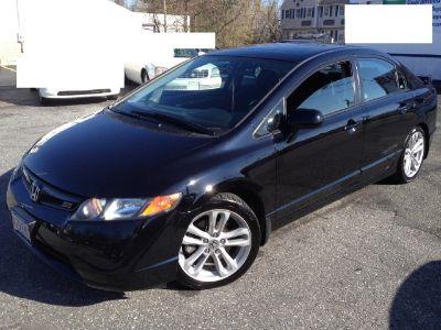 2007 Honda Civic Si (Black)