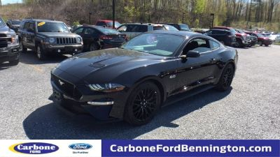2018 Ford Mustang GT (Shadow Black)