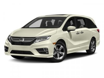 2018 Honda Odyssey Touring (Pacific Pewter Metallic)