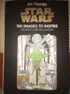 Star Wars Art Therapy