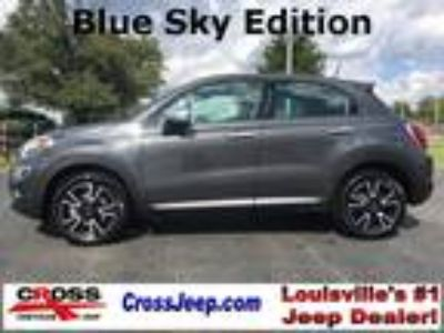 2018 Fiat 500X Pop Blue Sky Edition / Panoramic Roof