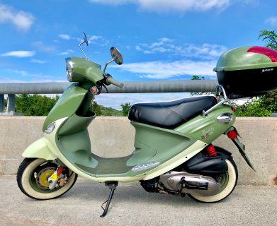 2007 Genuine Scooter Company BUDDY 125
