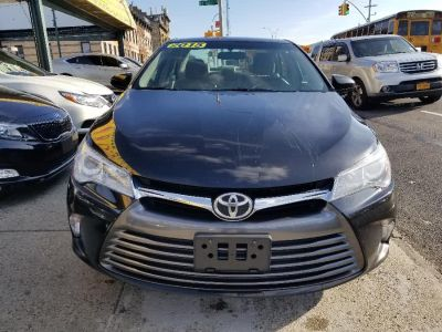2015 Toyota Camry 4dr Sdn I4 Auto LE (Natl) (Black)