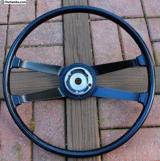 Early VDM Ebonite Wheel