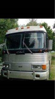 1957 GMC Bus