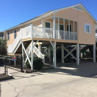 Monthly rental houses in Garden City Beach, SC