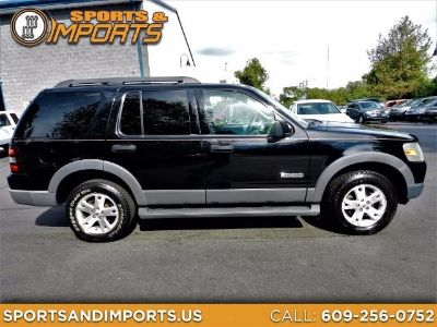 2006 Ford Explorer XLT 4WD