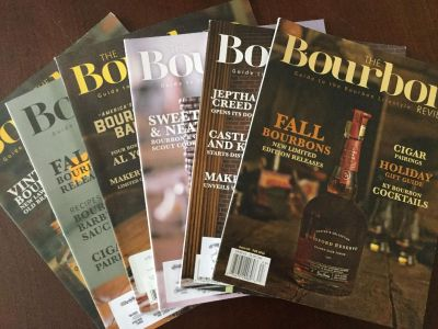 The Bourbon Review Magazine -6 issues