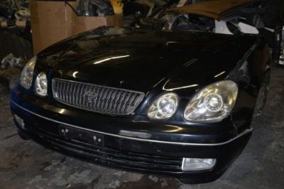 Purchase Toyota Aristo JZS161 Front Nose Cut Hood Bumper Lights Rad Support Lexus GS300 motorcycle in Fort Lauderdale, Florida, United States, for US $700.00