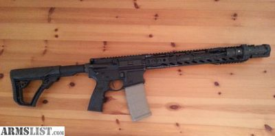 For Sale: Custom AERO, DDefense and Phase5 AR15 5.56 NATO Rifle