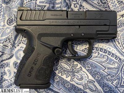 For Sale: Springfield XD Model 2