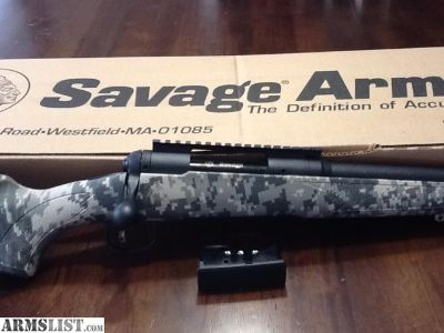 For Sale: SAVAGE 10 PC 308