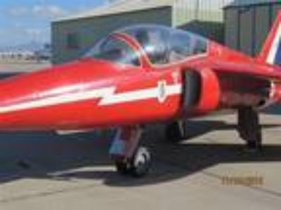 1966 British Aerospace Folland Gnat N316RF
