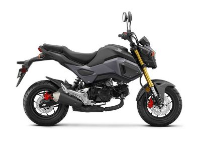 2018 Honda Grom Sport Motorcycles Chanute, KS