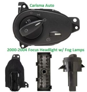 Buy NEW FORD FOCUS HEADLIGHT SWITCH WITH FOG LAMPS LIGHTS 98AG13A024DF motorcycle in Brockton, Massachusetts, US, for US $99.99