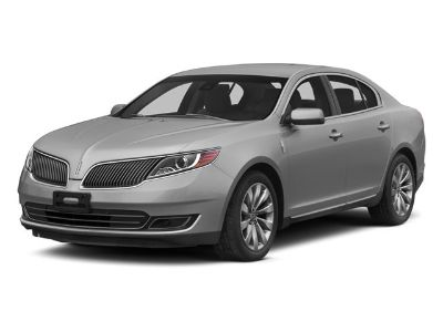 2014 Lincoln MKS Base (Ruby Red Metallic Tinted Clearcoat)