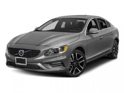 2017 Volvo S60 Dynamic (ELECTRIC SILVER)