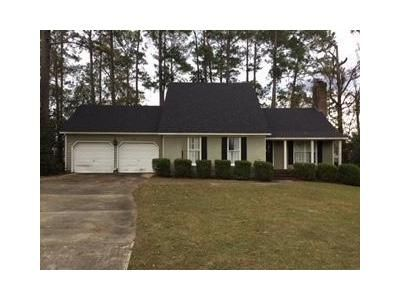 4 Bed 3 Bath Foreclosure Property in Albany, GA 31721 - Whisperwood St