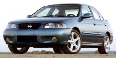 2002 Nissan Sentra SE-R Spec V (White)