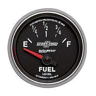 Buy AutoMeter 3616 Sport Comp II Elec Fuel Level Gauge Univ motorcycle in Suitland, Maryland, US, for US $79.15