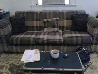 $40, Couch Cheap Reduced