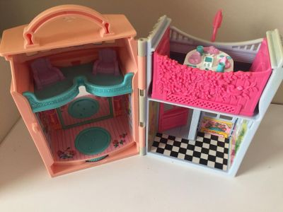 Fisher price small doll house