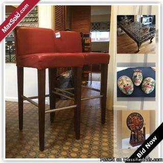 Seattle Downsizing Online Auction