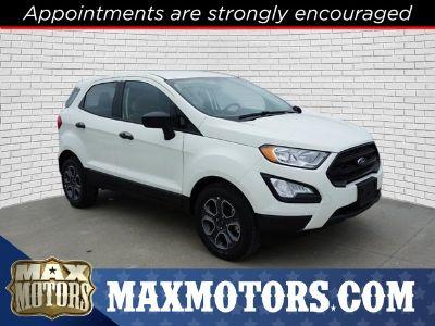 2019 Ford EcoSport (Diamond White)