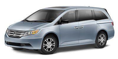 2013 Honda Odyssey EX-L w/DVD (BLACK)