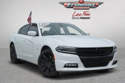 2018 Dodge Charger SXT (White Knuckle Clear Coat)