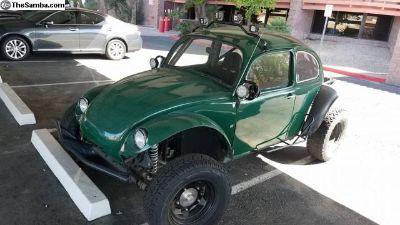 1968 VW BAJA