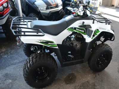 2018 Kawasaki Brute Force 300 Sport-Utility ATVs Clearwater, FL