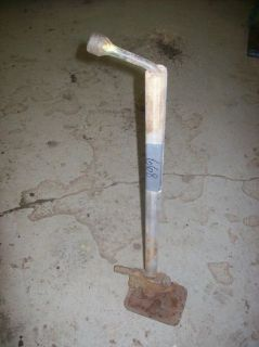 Find Vintage Bumper Jack !950's 1960's 1970's Tab Type motorcycle in Joliet, Illinois, United States, for US $50.00