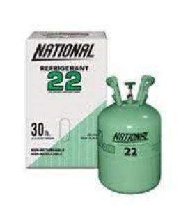 R22 FREON 30LB. JUGS BRAND NEW FACTORY SEALED
