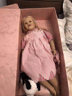 Barefoot Collection Antique doll