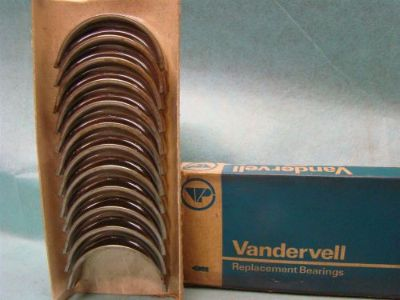 Find Triumph 1998cc 122 2498cc 152 Connecting Rod Bearing Set VP91252 040 1960-1977 motorcycle in Vinton, Virginia, United States, for US $60.00