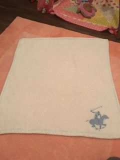 Polo Baby Blanket - Free