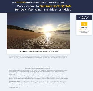 Get Paid Up To $2,740 Per Day