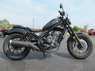 2017 Honda Rebel 300 ABS Cruiser Motorcycles Crystal Lake, IL