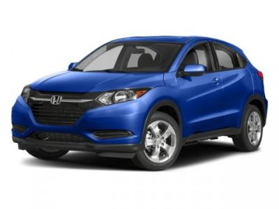 2018 Honda HR-V LX (BLACK)