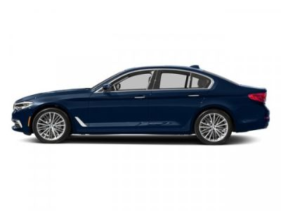 2018 BMW 5-Series 540i xDrive (Mediterranean Blue Metallic)