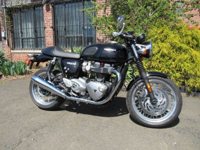 2016 Triumph Thruxton 1200 Cruiser New Haven, CT