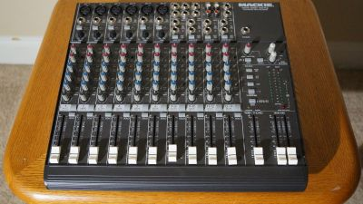 Mackie Mixer : 14 Channel
