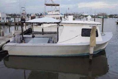 2010 Custom Built 44x18 Custom Sintes Dive Boat