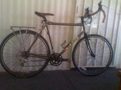 $500 Masi Speciale CX Uno Street/trail bike