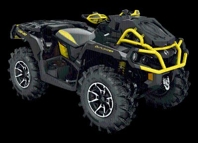 2018 Can-Am Outlander X mr 1000R Utility ATVs Leesville, LA