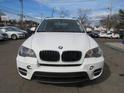 2011 BMW X5 xDrive35i (WHITE)