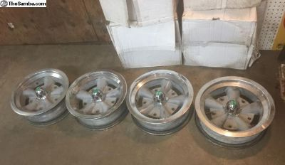 Vintage ET Wheels (Set of 4)