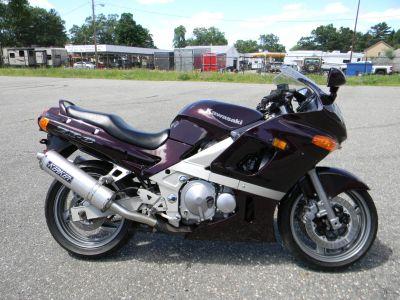 1998 Kawasaki ZX6 Street Bike Springfield, MA