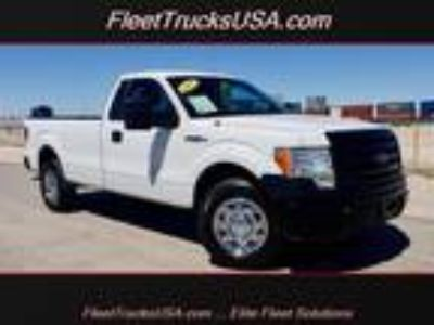 2010 Ford F-150 XL Fleet Work Truck, 8 Foot Long Bed 5.4L